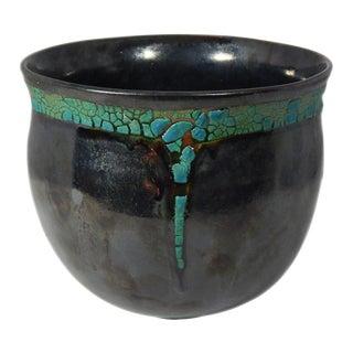 Hewlett Ceramic Vessel by Andrew Wilder For Sale