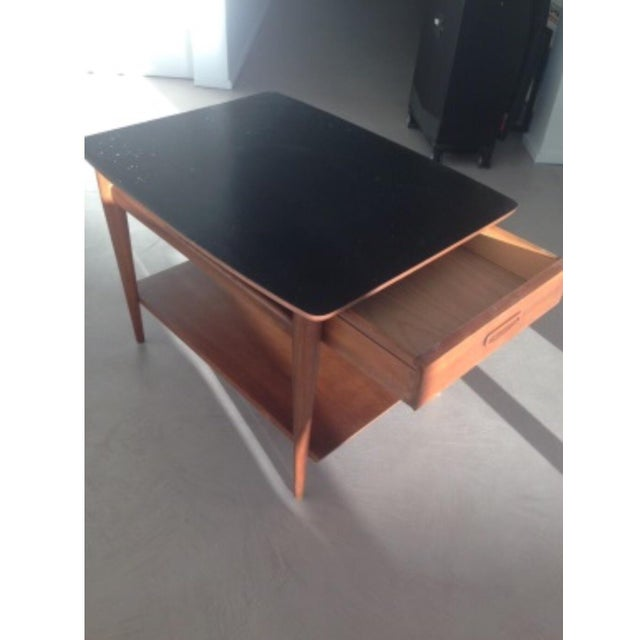 Mid-Century Modern Side Tables - a Pair For Sale - Image 4 of 5