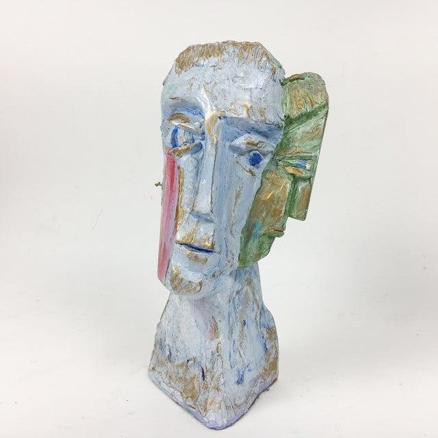 Ben Kupferman Resin 2 Faced Bust - Image 5 of 6