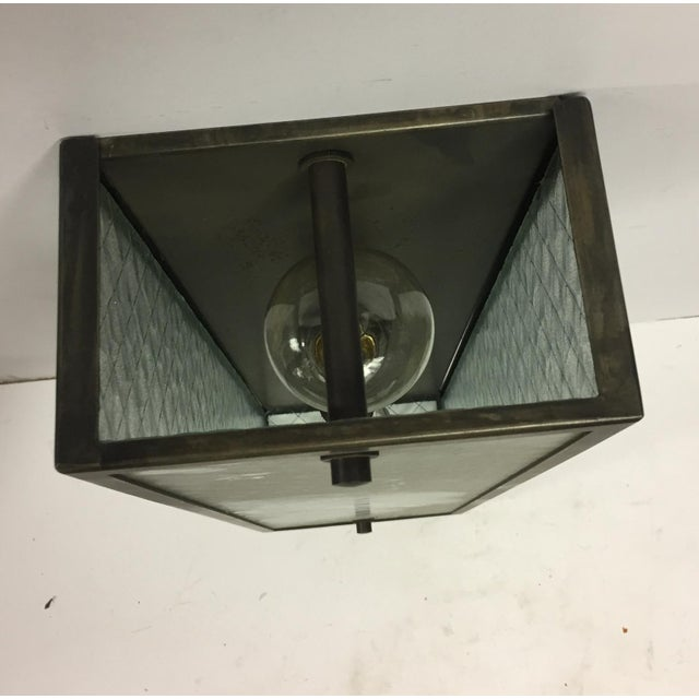 Caged Sconce For Sale - Image 4 of 4
