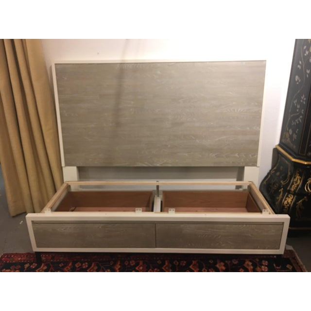 Sunrise Home Custom Queen Storage Bed - Image 10 of 10