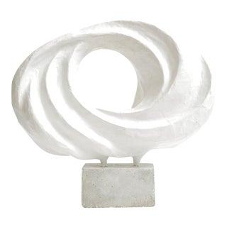 1990s Paper Mache and Composition Sculpture For Sale