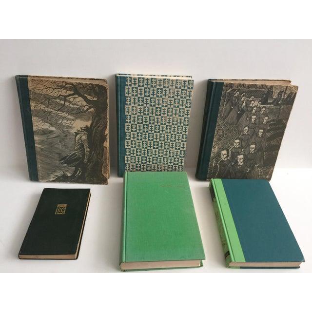 Green Classic Novels - Set of 6 - Image 4 of 5