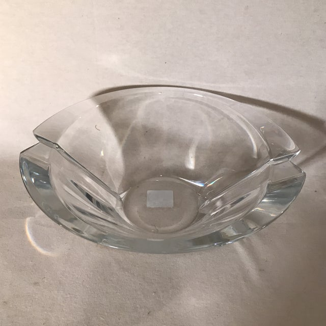 Waterford Crystal Waterford Crystal Bowl For Sale - Image 4 of 5
