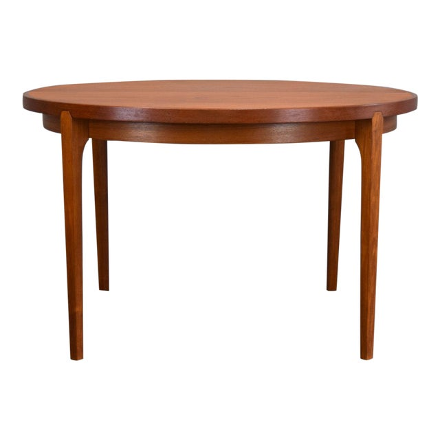 Heltborg Møbler Danish Teak Expandable Dining Table - Image 1 of 11