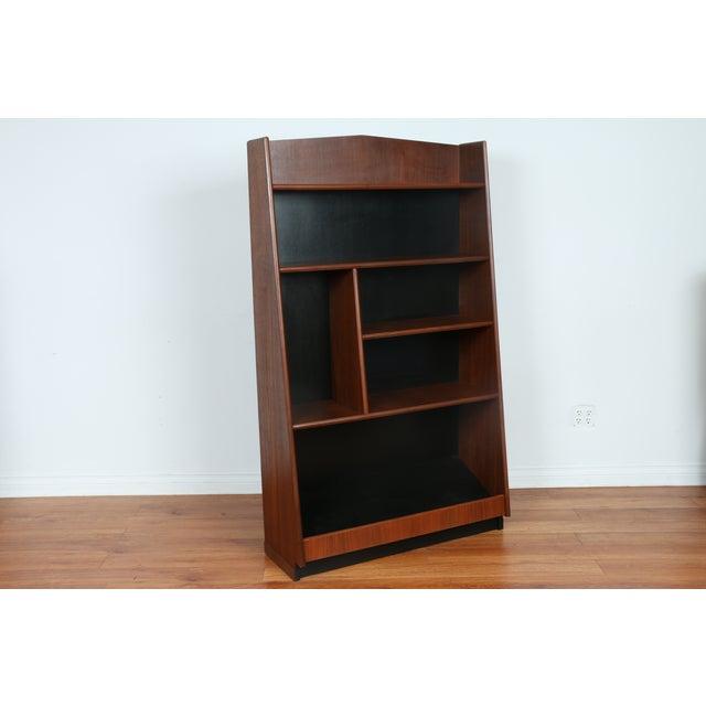 Vintage Asymmetrical Bookshelf - Image 8 of 9