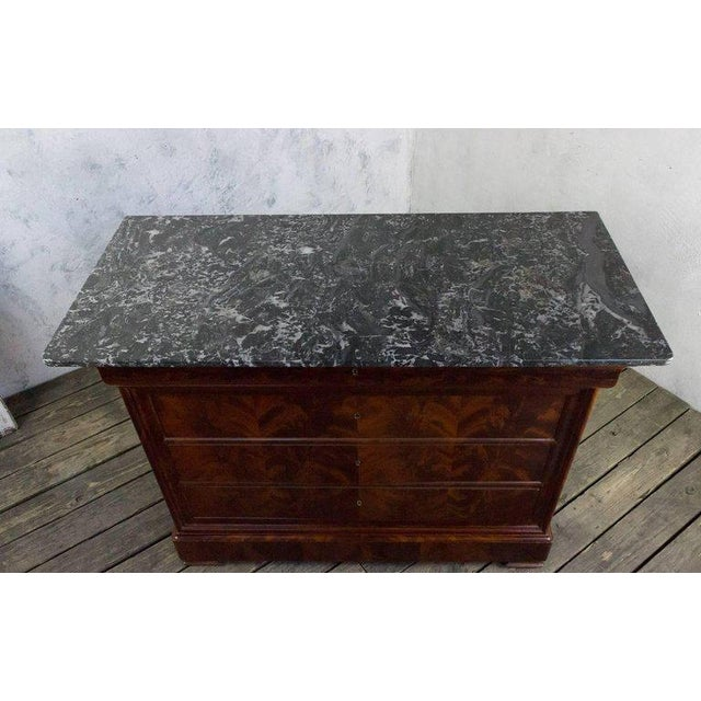 French 19th Century Chest of Drawers - Image 9 of 11