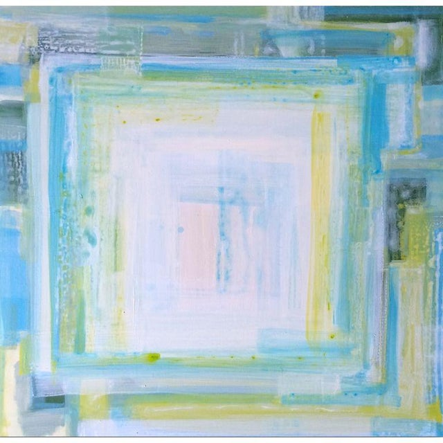 """St CROiX"", Abstract Painting by Linnea Heide - Image 1 of 6"