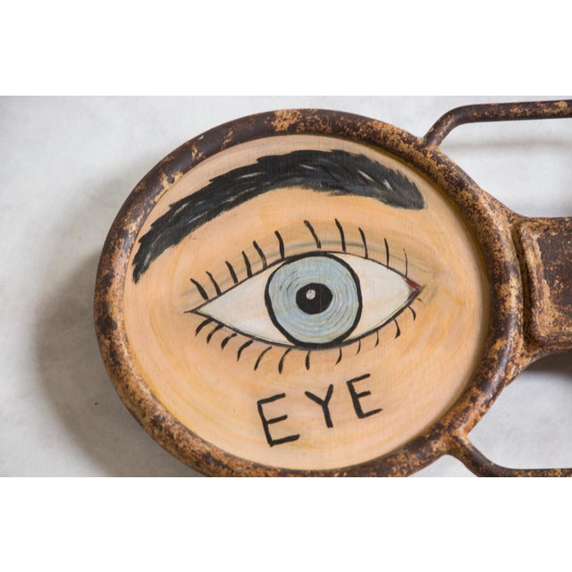 Vintage Eyeglass Sign - Image 3 of 5