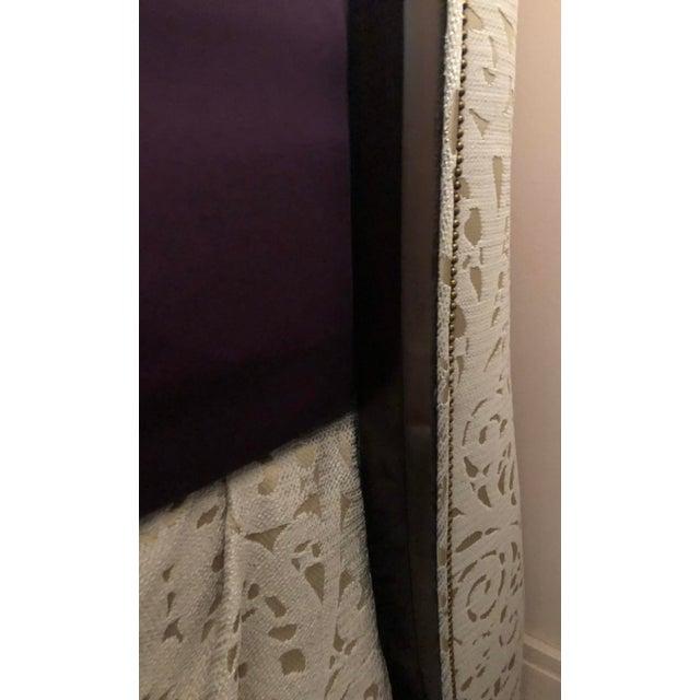 Christopher Guy Christopher Guy Upholstered King Headboard For Sale - Image 4 of 8