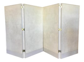 Image of Leather Screens and Room Dividers