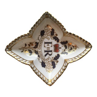 Royal Crown Derby Diamond Jubilee Diamond Tray