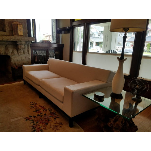 Modern Christian Liaigre Sofa For Sale - Image 3 of 8