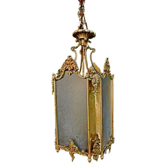French Lantern For Sale