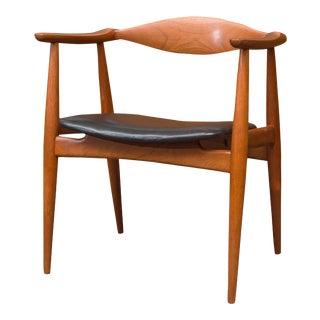 Hans Wegner Armchair CH 35 For Sale