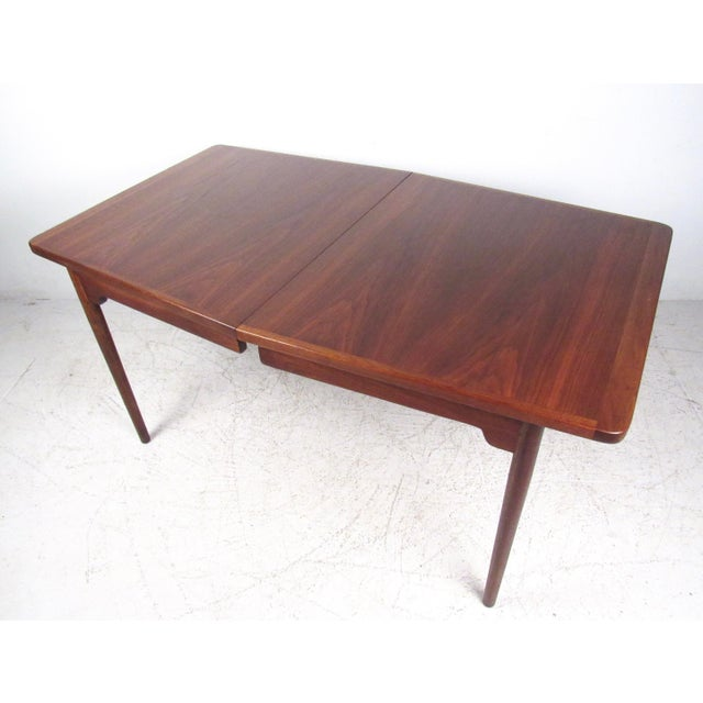 Jens Risom Danish Modern Dining Table - Image 4 of 10