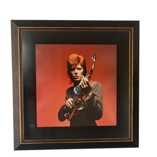 Davis Bowie by Mick Rock Limited Edition Photography For Sale