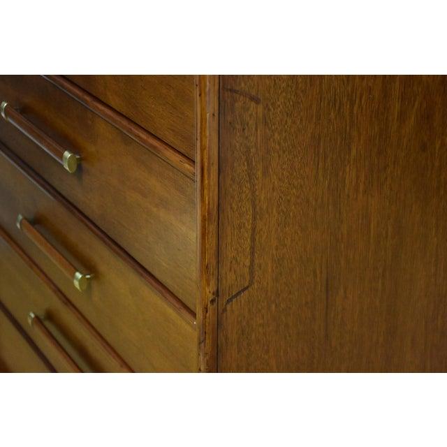 Sligh Furniture Mahogany Dresser For Sale - Image 5 of 11