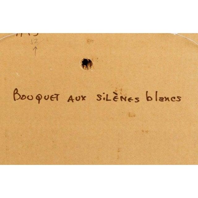 """""""Bouquet Aux Silenes Blancs"""" by Andre Vignoles - Image 10 of 10"""