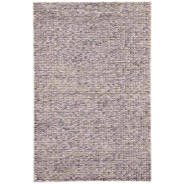 Jaipur Living Calista Natural Blue/ Light Gray Area Rug - 9′ × 12′ For Sale In Atlanta - Image 6 of 6