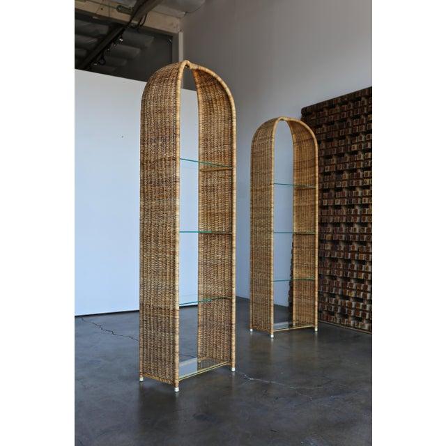 Tropi-cal Danny Ho Fong for Tropi-Cal Etageres - A Pair For Sale - Image 4 of 11