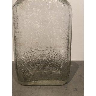 Early 20th Century Great Bear Spring Water Bottle Preview