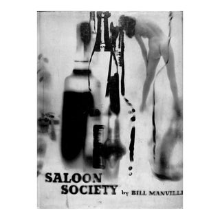 Saloon Society by David Attie For Sale
