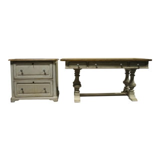 Chic Coterie by Hooker Furniture Writing Desk