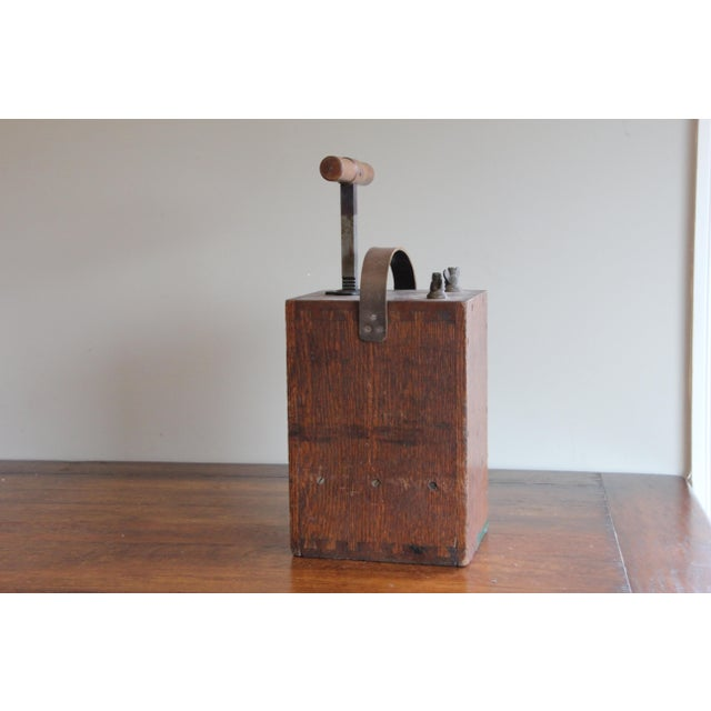 Vintage Dynamite Detonator For Sale - Image 11 of 11