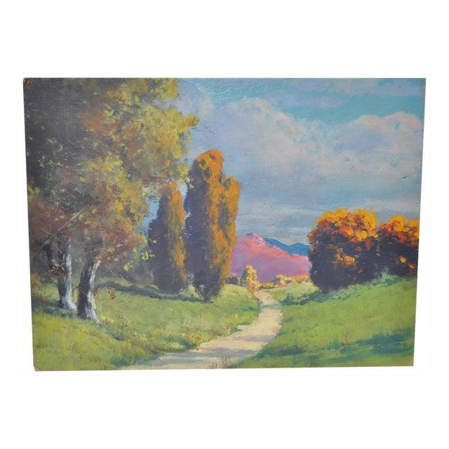 Vintage California Landscape - Image 1 of 5
