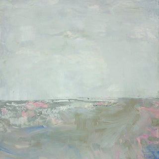 Paul Ashby Modern Abstract Landscape Painting