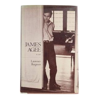 """""""James Agee: A Life"""" Book"""