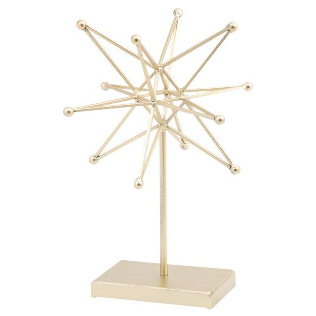 Mid Century Atomic Style Starburst Modern Art - Image 2 of 5