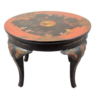 19th Century Chinoiserie Tea Table For Sale
