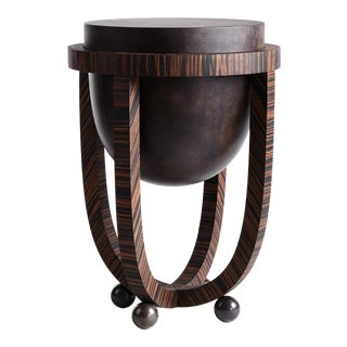 Drum Occasional Table For Sale