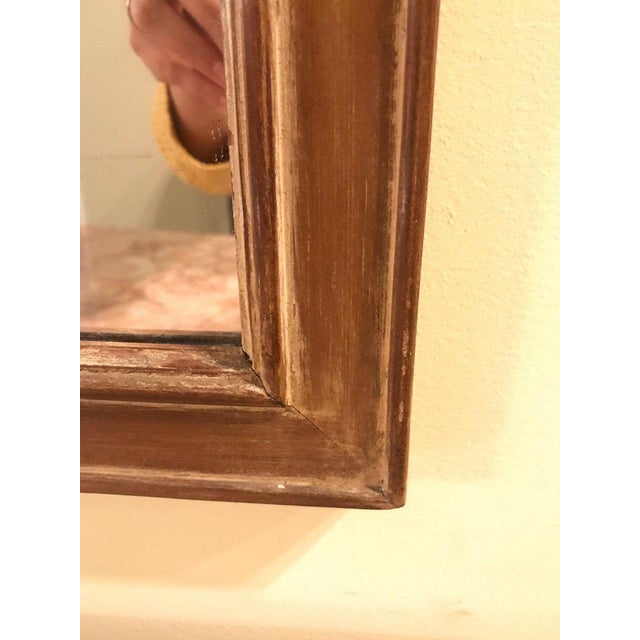 Compatible Hollywood Regency Grosfed House Ribbon and Tassle Form Mirrors, Pair For Sale - Image 10 of 13