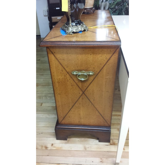 2000s Century Furniture Monarch Chest For Sale - Image 5 of 11
