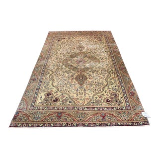 "Oriental Turkish Rug - 4'5"" x 7'6"""
