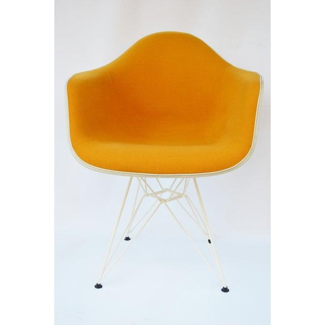 Vintage Herman Miller Girard Fiberglass Arm Chair - Image 2 of 9