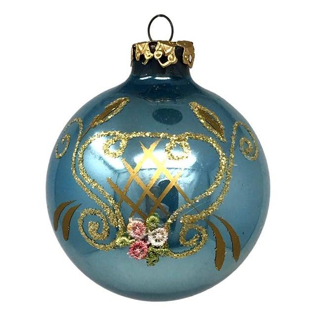 Vintage Italian & Polish Christmas Holiday Glass Ornaments ...