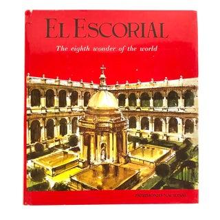 1960s Vintage El Escorial Coffee Table Book For Sale