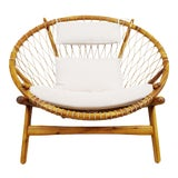 Image of Mayan Sunset Rope Chair For Sale