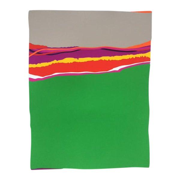 C. Daniel Gelakoska Summer Space Print For Sale