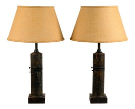 Image of Empire Table Lamps