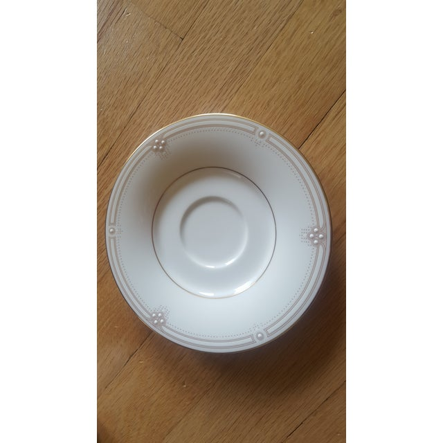 Noritake Satin Gown Dinnerware - Service for 12 For Sale - Image 9 of 13