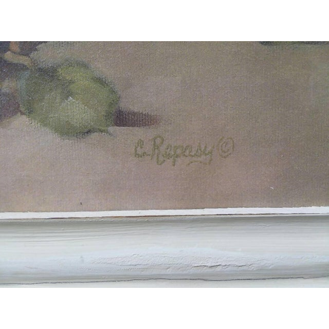 Christie Repasy Shabby Chic Roses Painting - Image 4 of 5