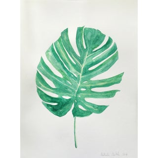 Botanic I Watercolor Painting For Sale