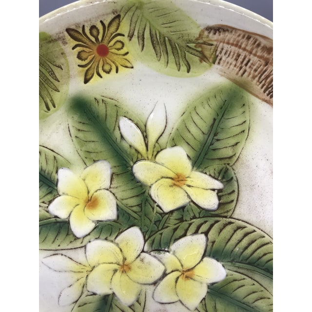 Vintage Kani of Hawaii Pottery Pie Plate For Sale - Image 9 of 11