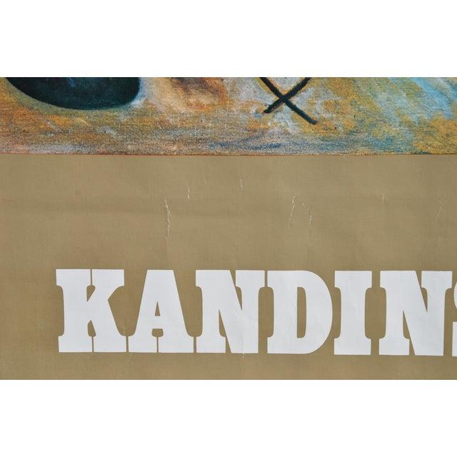 1979 Kandinsky at Centre Pompidou Poster - Image 8 of 9