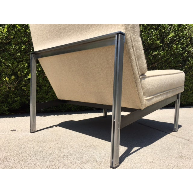 Florence Knoll Parallel Bar Lounge Chair - Image 6 of 6